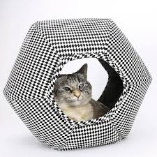 the cat ball cat beds crafted for cats styled for people the