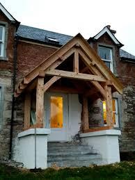 farmhouse porch thomson timber