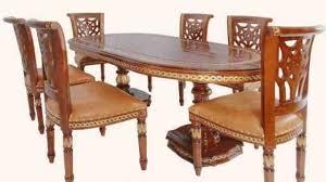 Teak Wood Dining Tables Carved Dining Table King Teak Wood Carving Furniture Net