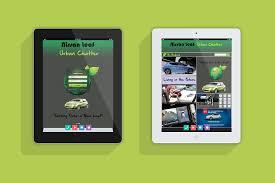 nissan leaf ads mk by design advertising portfolio