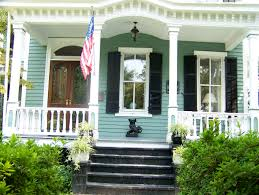 green white black trim exterior house colors pinterest
