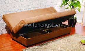 Futon Sofa Bed With Storage Click Clack Futon Sofa Bed With Storage Brokeasshome Com