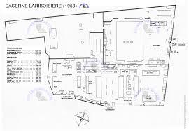 usareur installation maps cas lariboisiere 1953