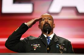 controversial wisconsin sheriff david clarke resigns wcco cbs