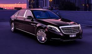 mercedes maybach 2015 mercedes maybach s600 debuts at 2015 motorclassica exhibition