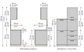 Standard Size Of Kitchen Cabinets Brilliant Standard Kitchen Cabinet Sizes Kitchen Kitchen Standard