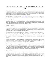 resume a format cool ideas how to build a great resume 16 resume template build a vibrant creative how to build a great resume 8 a great resume good sample how to