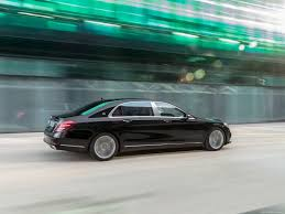 mercedes benz s class maybach 2018 picture 19 of 33