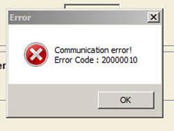 Resetter Epson L120 Error Communication   kb faq reset utility communication error
