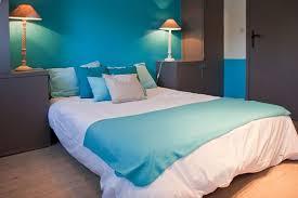 chambre bleu et gris ophrey com idee deco chambre bleu gris prélèvement d