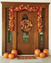thanksgiving front door decorations