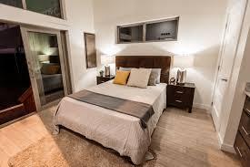 bedroom of