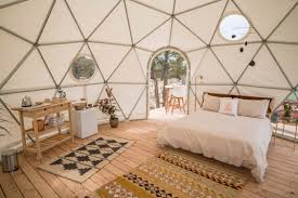 watch the us solar eclipse from a private jet and stay at a the interior of a geodesic dome in orgeon as part of the airbnb us solar eclipse