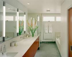 Modern Bathroom Mirror Lighting Modern Bathroom Mirrors With Lights Dahdir Modern Bathroom Mirror