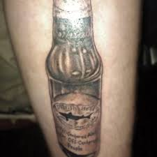 branded beer logo tattoos beeradvocate