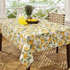 this table cloth is the inspiration for my kitchen amazon com