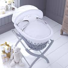 moses baskets u0026 stands at baby u0026 co