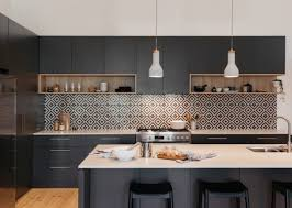 pictures of black stained kitchen cabinets kitchens with black cabinets