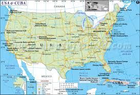 us map states houston us and cuba map cuba and usa map