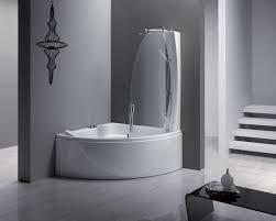 bathtubs idea astounding corner bathtub shower combo small corner
