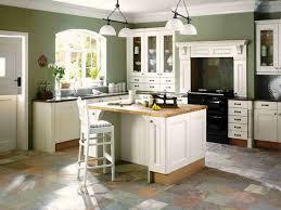 cream kitchen cabinets wall color kitchen decoration