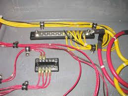 the triton daysailor rebuilding electrical system