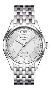 black friday watches amazon amazon com tissot men u0027s t0384301103700 t one analog display swiss