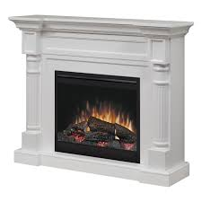 dimplex winston dfp26 1109w electric fireplace wall mantel