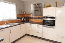 modele cuisine en l modele cuisine lapeyre stunning cuisine amenagee moderne photo avec
