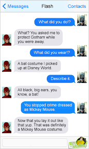thanksgiving text messages texts from superheroes facebook twitter patreon dc