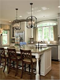 Rustic Kitchen Island Awesome Rustic Kitchen Island Lighting Gallery Home Decorating