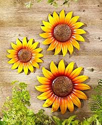 Sunflower living room decor ideas we love Color And Style