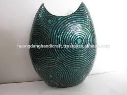 vietnam handicrafts ceramic flower vase beautiful decorative