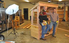 Plans To Build A Firewood Shed by How To Build A Firewood Rack