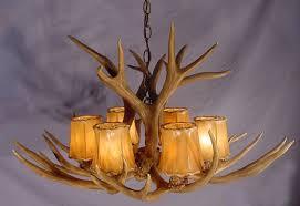 Faux Antler Chandelier Faux Antler Chandelier Home Lighting Design Ideas