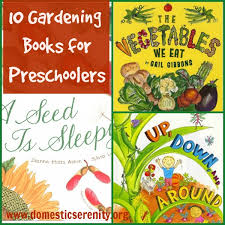 10 of our favorite gardening books for preschoolers domestic