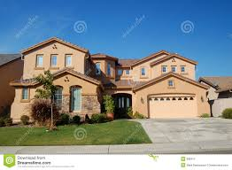 upscale house in california royalty free stock images image 390889