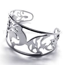 titanium bracelet cuff images Titanium fish patterns cuff bracelet 18662 91 titanium jewellery uk jpg