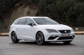 new seat leon st wagon rendered autoevolution