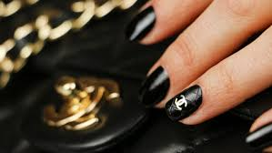 chanel quilted 3d nail art youtube