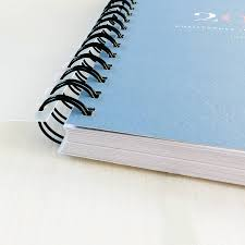 personalised new home planner or notebook by designed