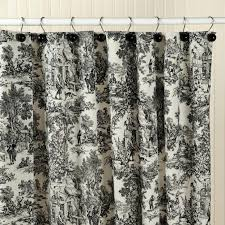 Cottage Shower Curtains Shower Curtains Country French Shower Curtain Bathroom Pics