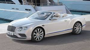 mulliner crafts yacht inspired bentley continental gt convertible