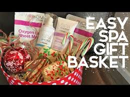 Making Gift Baskets Easy Inexpensive Spa Gift Basket Idea We U0027re Making Cookies