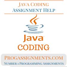 Java Coding Assignment Help Programming Assignment Help