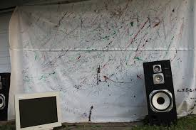 Photo Backdrops For Parties How To Throw A 90 U0027s Party U2013 Katie Jane Interiors