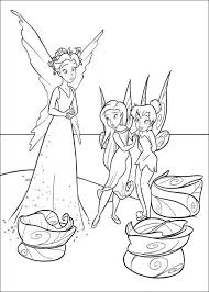 54 tinkerbel images diy coloring pages