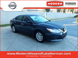 altima nissan 2018 2018 altima modern nissan of lake norman