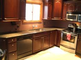 how to put up kitchen backsplash installing backsplash tile sheets kitchen how to install in