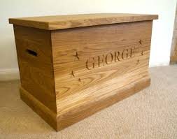 Make Wood Toy Box by Bespoke Toy Boxes Makemesomethingspecial Com